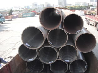 P91 Material High Pressure Boiler Tube , Alloy Steel Pipe ASTM A335 Standard