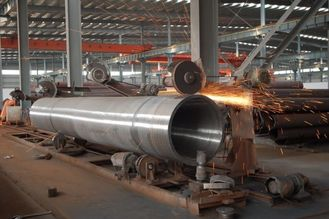 Refinery Seamless Steel Petrochemical Pipe ASTM A 106 Gr C Material Various Sizes
